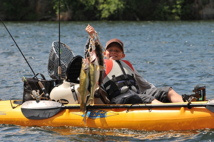 """Was thinking about going fishing with """"G"""", saw the Hobie Mirage Revolution 11 (or 13), and started thinking that maybe I should...    http://www.hobiecat.com/fishing/kayaks/revolution-13/"""
