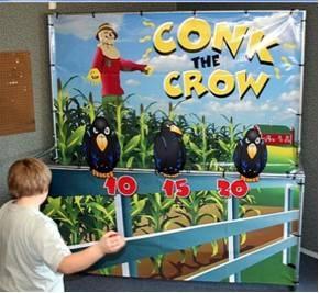 Conk the Crow - love it!