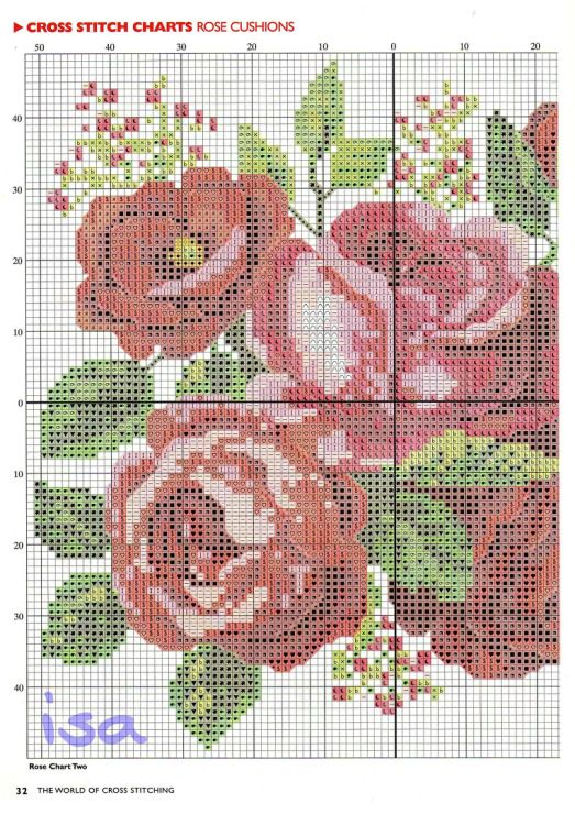 Gallery.ru / Фото #18 - The world of cross stitching 034 июль 2000 - WhiteAngel