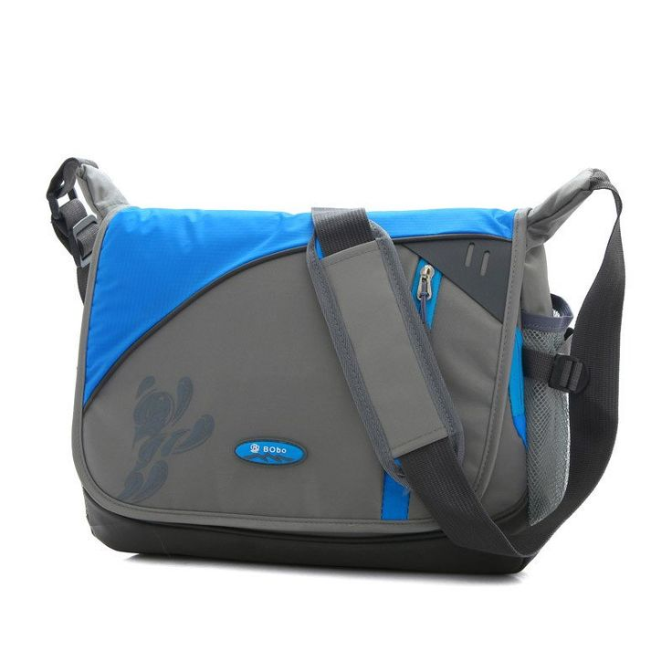 New Arrival Unisex Waterproof Nylon Messenger Bags Travel Beach Bag