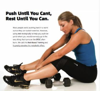 rest based training workouts