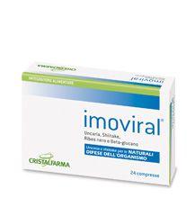 Imoviral per le tue difese immunitarie!