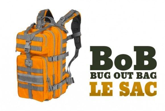 Bug Out Bag - le sac  http://nopanic.fr/bob-bug-out-bag/