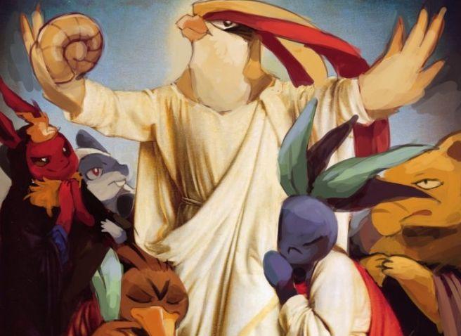 Bird Jesus command you!!