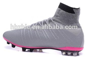 2015 high quality football shoes competitive cheap indoor soccer shoes football boots