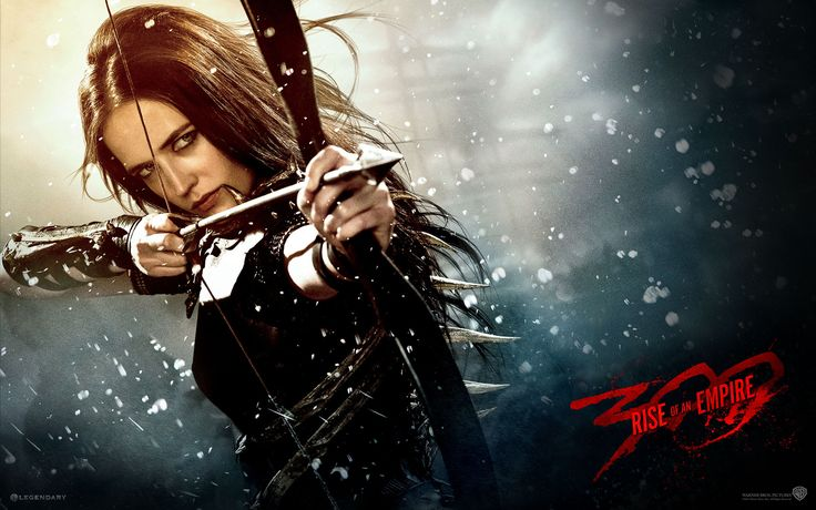 Eva Green as Artemisia – 300: Rise of an Empire