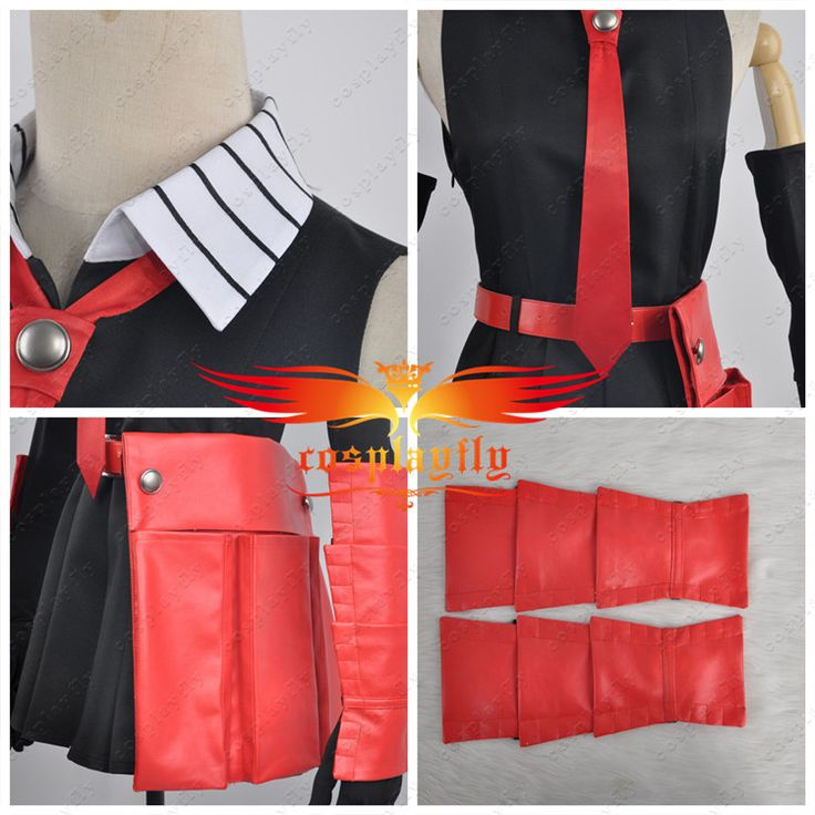 Aliexpress.com : Buy Akame ga Kill Akame Cosplay Costume Custom Made Any Size from Reliable costume tshirts suppliers on ShangHai Cosplayfly co., LTD