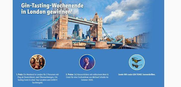 Lidl London Reise In 2020 London Reise Lidl Gewinnspiel Wochenendreisen