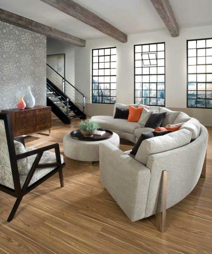 Die Besten 25+ Rundes Sofa Ideen Auf Pinterest Modernes Sofa   Kreatives  Sofa Design Wolke