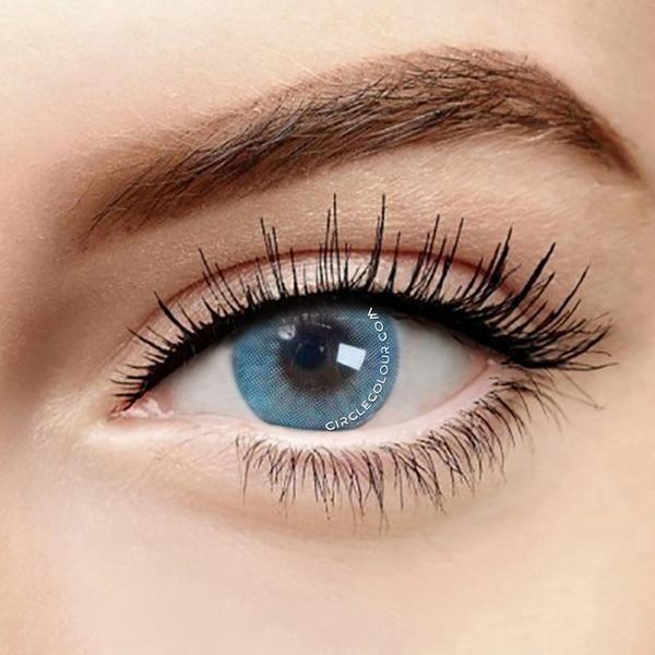 V1 1 Blue Natural Colored Contacts Lens Mi0980 Contact Lenses Colored Contact Lenses Eye Contact Lenses