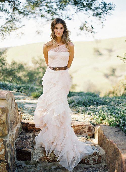 Popular Beautiful Wedding Gowns Lovely Wedding Dress with a Fabulous Belt