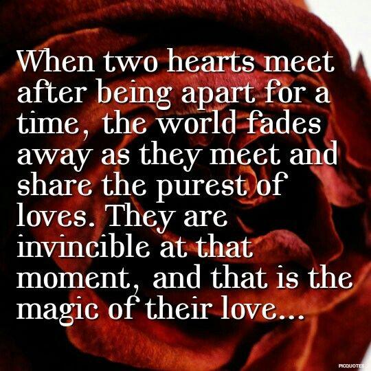 Beauti Full Love Qutes: 25+ Best Meet Again Quotes On Pinterest