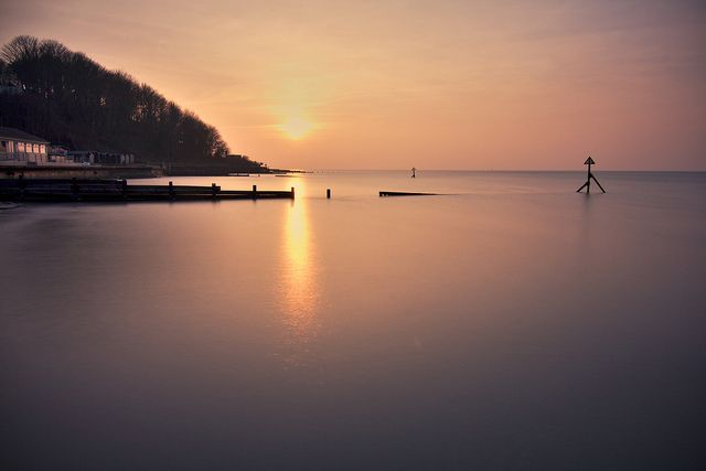 Colwell Bay 040313 by Visit Isle of Wight, via Flickr