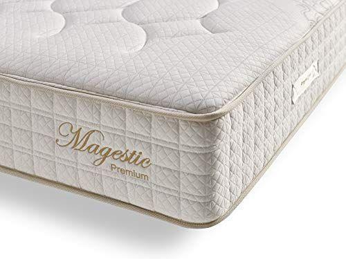 Living Sofa Colchon Visco Magestic Spring Box Muelle Ensacado