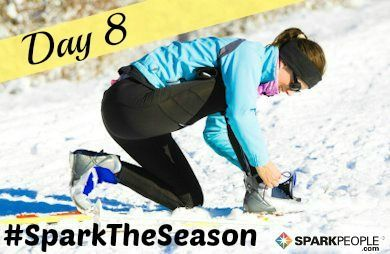 Happy Sunday, everyone! Welcome to Day 8 of #SparkTheSeason. Name at least one thing you're doing today to prepare for a #healthy week ahead! Ready, GO!! | via @SparkPeople #challenge #fitness #health
