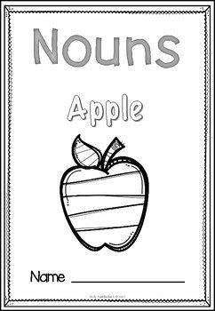 Nouns Activity Workbook by Polly Puddleduck | Teachers Pay Teachers