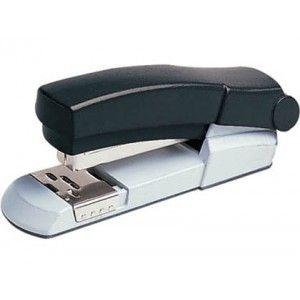 Grapadora de oficina Skre-Norm 140 en color negro