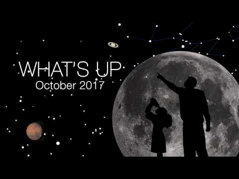 What's Up for October 2017 | News - NASA Solar System Exploration