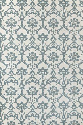 Brocade BP 3209 - Wallpaper Patterns - Farrow & Ball