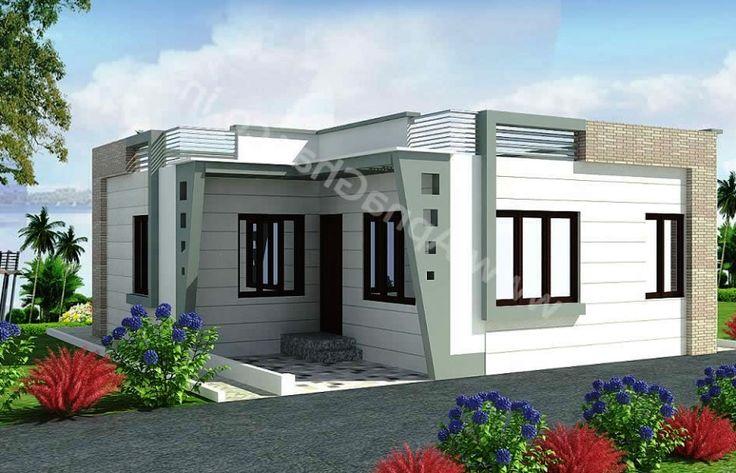 desain rumah minimalis 1 lantai tampak depan minimalis