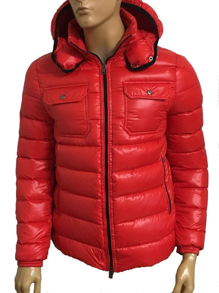 Mens MONCLER VALENCE Goose Down Jacket Size-4 US-L  fashion ... f31ab8cd5c4