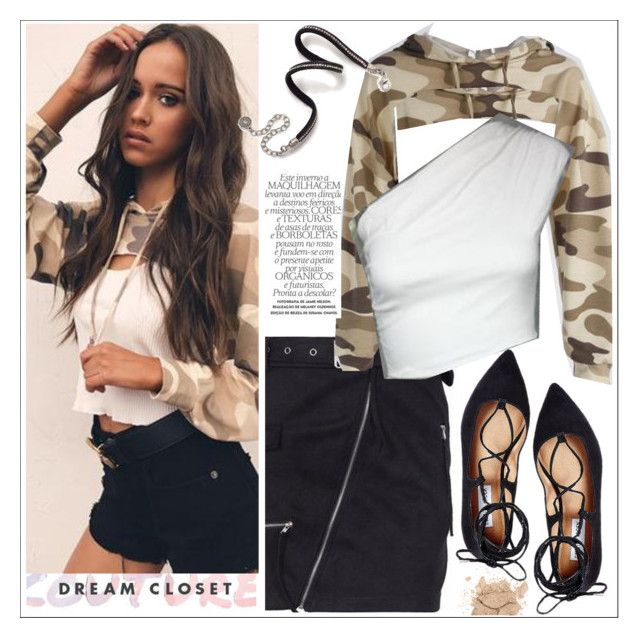 """""""Dreamclosetcouture"""" by teoecar ❤ liked on Polyvore featuring Sweet Romance and Steve Madden"""