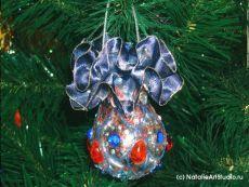 Новогодние идеи для декора, подарков, поделок, все взято из интернета часть 4