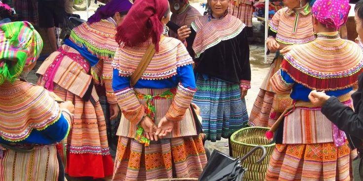 Из Ханоя в Сапу, 3 дня (Ethnic Market)