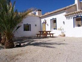 Cortijo Rebello - ICS 1094   Country House in Velez Rubio   €139,950