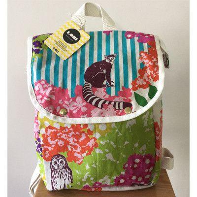 Lori Barcelona Colours Backpack - large