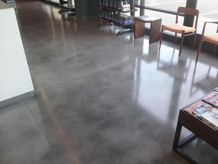 Gray Concrete Flooring : Best images about polished concrete flooring on