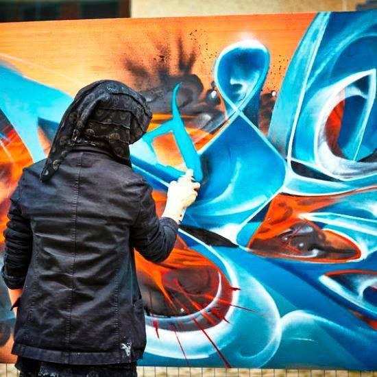 Dublin Street Art #LoveDublin #Art #Paint #Love #Colour #Urban