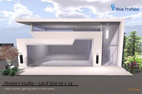 Mue~ Mod Studio 30*24