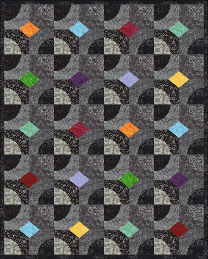 1000 Images About Modern Quilts On Pinterest