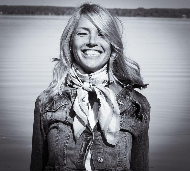 Jodi Mallinson loving life!