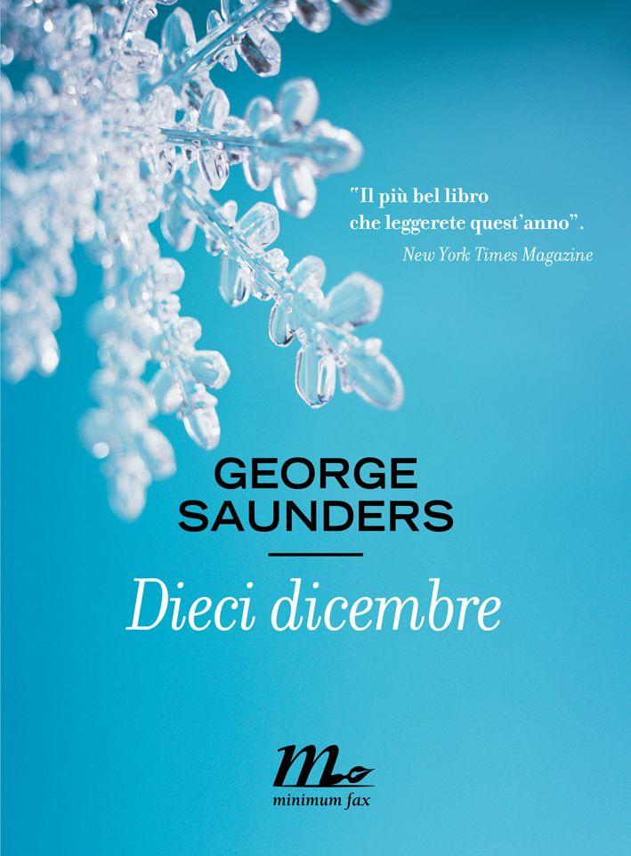 Da anni, George Saunders è riconosciuto come una delle voci più originali e influenti della narrativa americana contemporanea.  Commoventi e sorprendenti, mai banali o buoniste, queste dieci storie sono originalissime parabole per il nostro tempo.  http://www.minimumfax.com/libri/scheda_libro/625