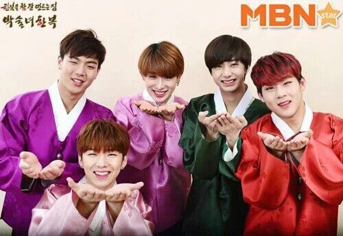 Shownu, Kihyun, Wonho, Hyungwon, Jooheon