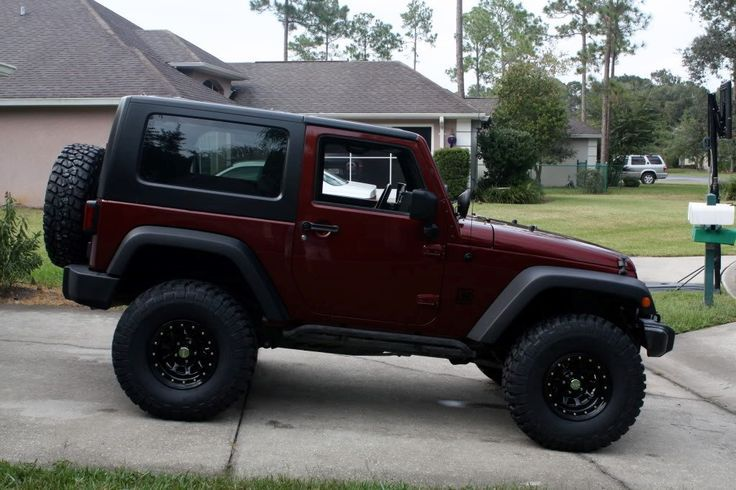Pin By Ace On Jeeps Two Door Jeep Wrangler 2007 Jeep Wrangler Lifted Jeep