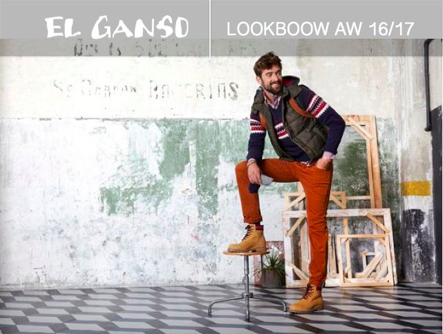 Lookbook AW 16/17| El Ganso Online Store