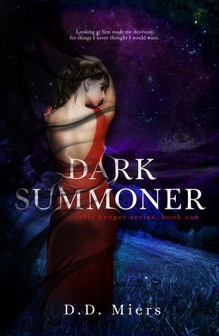 Dark Summoner by #D.D.Miers #Paranormal #Romance #amazon link: http://amzn.to/1UjmabB