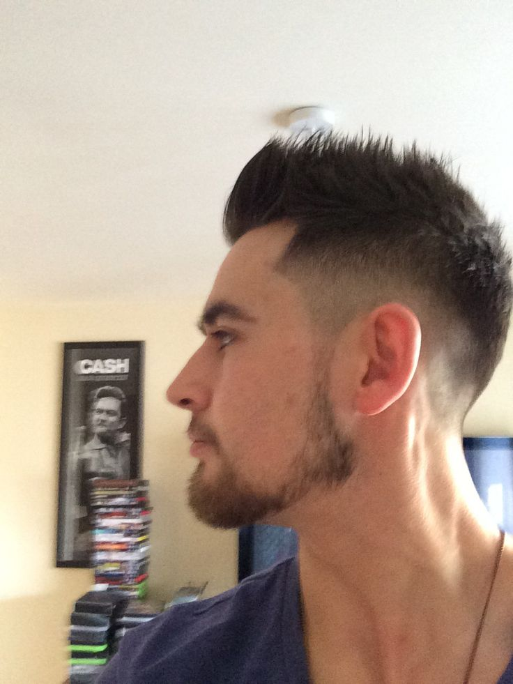 0 5 Grade Fade On The Sides And A Good Tidy Up On Top