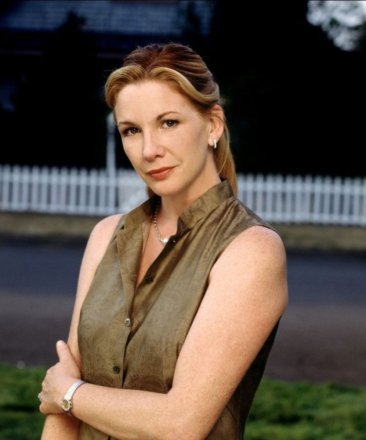 Melissa Gilbert (May 8, 1964) American actress, o.a. known from the series 'Little house on the prairies'.