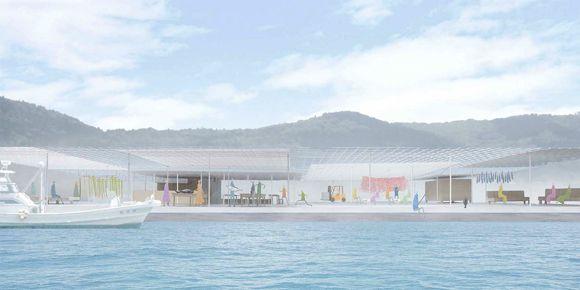 新しい建築の楽しさ|旭硝子のGlass-Plaza Pro