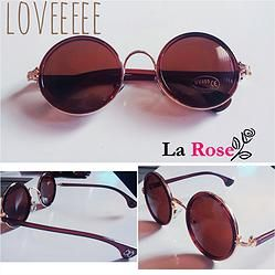 Gafas Redondas Cafes