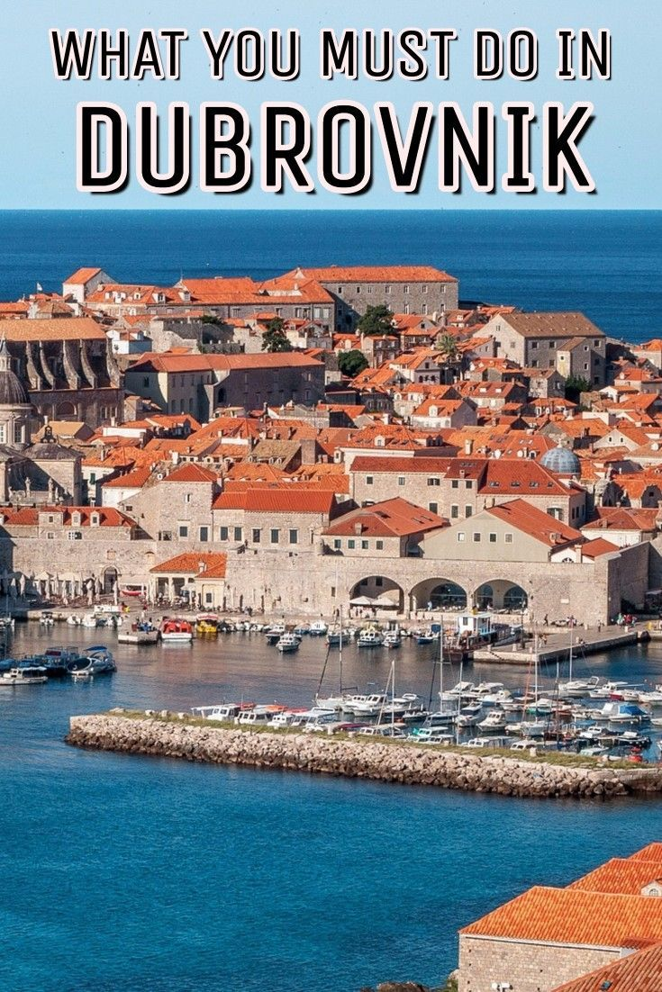 Croatia Travel Blog: Whether you're searching for beaches, festivals, cathedrals, hotels, restaurants or even day trips, let our guide on the absolute must do things in Dubrovnik help you plan your travel. Click to find out more!