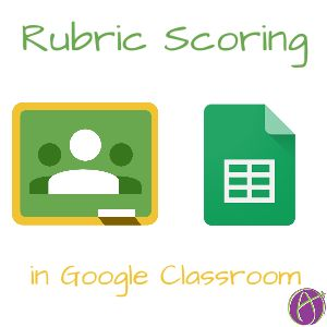 #GoogleClassroom – RubricTab Add-On to Assess via Alice Keeler #gafe #googleedu #edtech