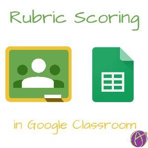 #GoogleClassroom – RubricTab Add-On to Assess via Alice Keeler #gafe #googleedu #edtech