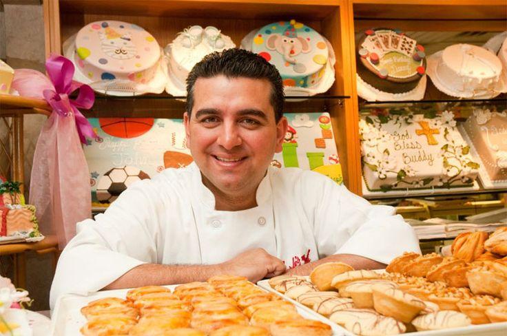 Buddy Valastro cake boss sweetens the Norwegian Cruise line by opening new bakery on board
