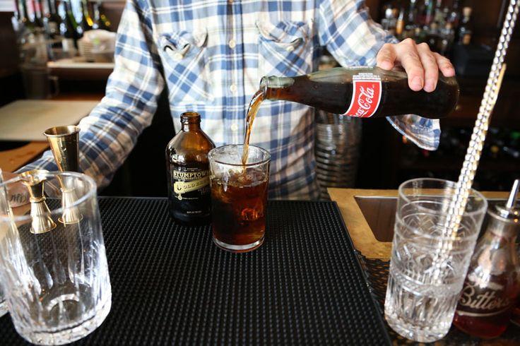 Stumptown Coffee Roasters | Foot Bridge Cold Brew Cocktail