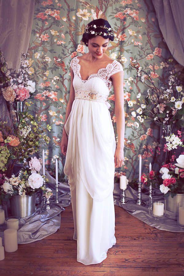 20 1920 39 S Inspired Wedding Dresses Hair Beauty That I